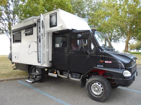 construction amateur d 39 un camping car 4x4 projet korhogo. Black Bedroom Furniture Sets. Home Design Ideas